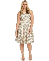 Studio 8 - Sizes 12-26 Carrine Dress - Lyst