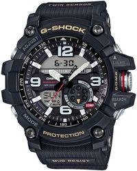 G-Shock - Men's Black 'g-shock Mudmaster' Watch Gg-1000-1Aer - Lyst