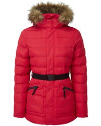 e4240d0ba79 Tog 24 Rouge Red Kirby Womens Down Fill Ski Jacket in Red - Lyst