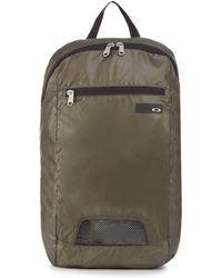 Oakley - Khaki 'oak' 18 Litre Packable Backpack - Lyst
