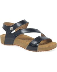 Josef Seibel - Tonga 25 Womens Leather Sandals - Lyst