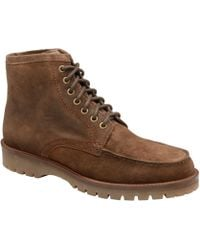 Frank Wright - Coburn Lace Up Boots - Lyst