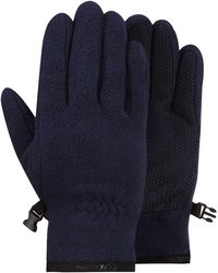 Tog 24 - Navy Ruler Tcz 200 Fleece Gloves - Lyst