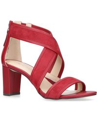 Nine West - 'pearlita' From Open Sandals - Lyst