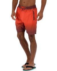 Regatta - Orange 'hadden' Swim Board Shorts - Lyst