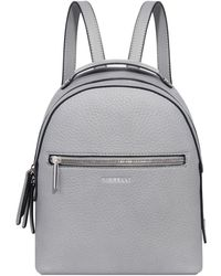 Fiorelli - Light Grey 'anouk' Small Backpack - Lyst