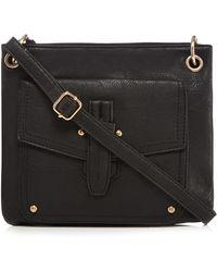 Kangol - Black Shoulder Bag - Lyst