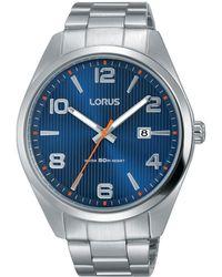 Lorus - Men's Blue Dial Sports Watch Rh961gx9 - Lyst