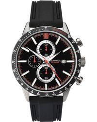 Sekonda - Men's Black Chronograph Watch 1594.28 - Lyst