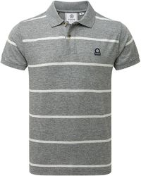 Tog 24 - Grey Marl Merrion Polo Shirt - Lyst