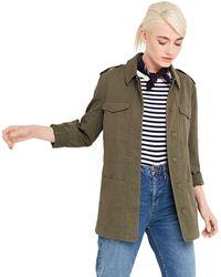 Oasis - Kate Utility Jacket - Lyst