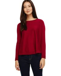 Phase Eight - Garnet Terza Swing Knitted Jumper - Lyst