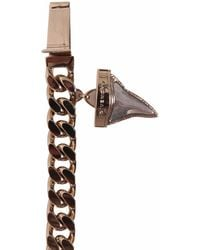 Givenchy Shark Tooth Bracelet - Lyst