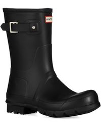 Hunter Rubber Boots - Lyst