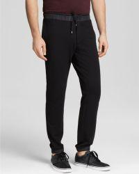 Michael Kors Nylon Track Pants - Lyst