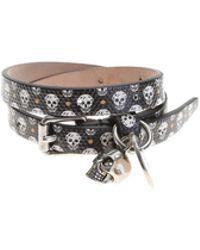 Alexander McQueen - Leather Studded Bracelet - Lyst