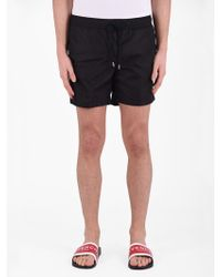 Moncler - Nylon Swim Shorts - Lyst