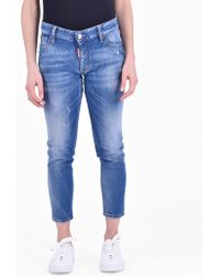 DSquared² - Denim Jeans - Lyst