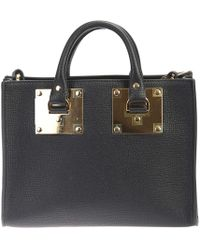 Sophie Hulme   Albion Tote Leather Bag   Lyst