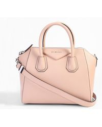 d9b487a1d55b Givenchy Hdg Sandy Mini Leather Bag in Blue - Lyst