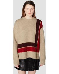 10 Crosby Derek Lam - Crewneck Blanket Sweater - Lyst