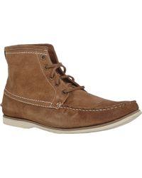 John Varvatos Star Clipper Boots - Lyst