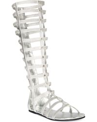 Rampage Porshia Gladiator Sandals - Lyst
