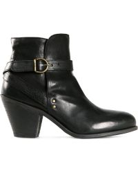 Fiorentini + Baker 'Paige' Ankle Boots black - Lyst