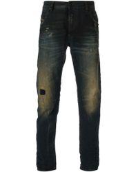 Diesel Krayver Carrot Leg Jeans - Lyst
