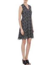 Derek Lam Floral Sleeveless Dress - Lyst
