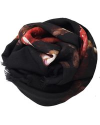 Givenchy Flower Bouquet Scarf - Lyst