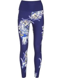 My Love My Leggings - Noise Of Nature Leggings - Lyst