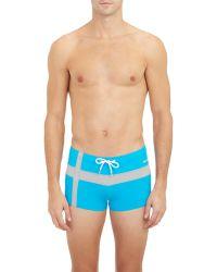 Parke & Ronen - Men's Ibiza Cross Resort Swim Briefs - Lyst