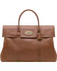 Mulberry Piccadilly Holdall - Lyst