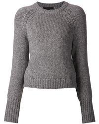 Alexander Wang Knit Sweater - Lyst