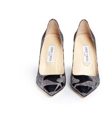 Jimmy Choo | 'abel' Camo Leo Coated Patent Leather Pumps | Lyst