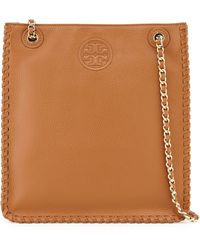 Tory Burch Marion North-South Shoulder Bag - Lyst