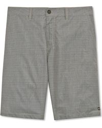 Quiksilver Neolithic Hybrid Shorts - Lyst