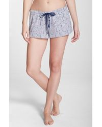 Jane & Bleecker New York - Jersey Sleep Boxers - Lyst