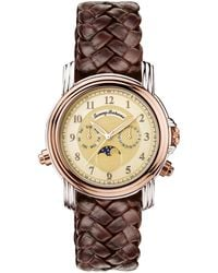 Tommy Bahama - Mens Woven Leather Strap - Lyst