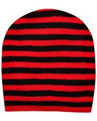 Marc By Marc Jacobs Hoa Striped Infinity Hat - Lyst