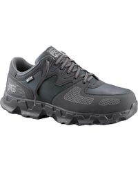 Timberland - Pro Powertrain Alloy Toe Work Shoes - Lyst