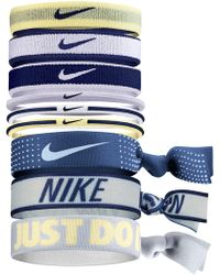 Nike - 9-pc. Ponytail Holder Set - Lyst