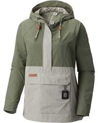 Columbia - South Canyon Creek Anorak Jacket - Lyst