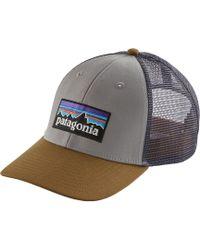 Patagonia - P-6 Lopro Trucker Hat - Lyst