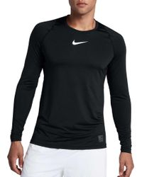 c2a9cdca95398 Lyst - Nike Sb Flex Top Holgate Long-sleeve Shirt in Green for Men