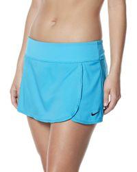 9b324d85ae6 Lyst - Nike Core Board Skirt in Black