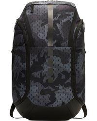 Nike - Hoops Elite Pro Camo Basketball Backpack - Lyst