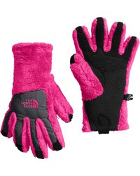 The North Face - Girls' Denali Thermal Etip Gloves - Lyst