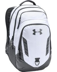 45b43b2c8bab Lyst - Under Armour Recruit 2.0 Backpack in Blue